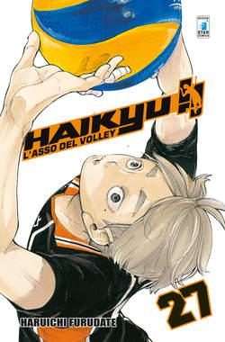 Copertina HAIKYU!! (m40) n.27 - HAIKYU!!, STAR COMICS