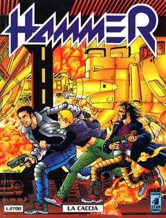 Copertina HAMMER n.2 - HAMMER                       2, STAR COMICS