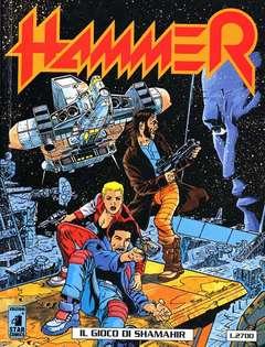 Copertina HAMMER n.3 - HAMMER                       3, STAR COMICS