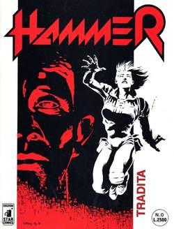 Copertina HAMMER n.zero - HAMMER                       0, STAR COMICS