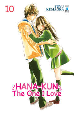 Copertina HANA-KUN n.10 - THE ONE I LOVE, STAR COMICS