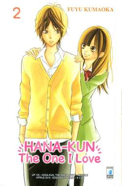 Copertina HANA-KUN n.2 - THE ONE I LOVE, STAR COMICS