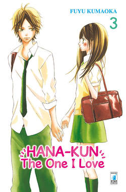 Copertina HANA-KUN n.3 - THE ONE I LOVE, STAR COMICS