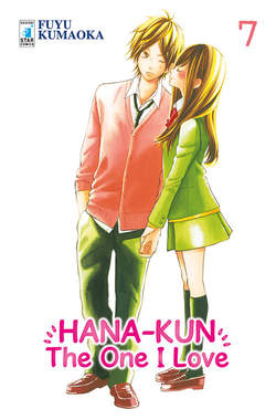 Copertina HANA-KUN n.7 - THE ONE I LOVE, STAR COMICS