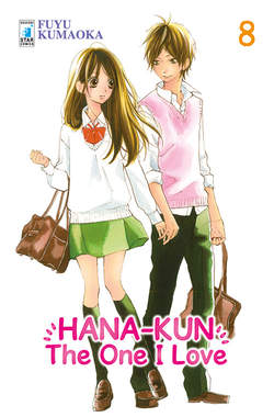Copertina HANA-KUN n.8 - THE ONE I LOVE, STAR COMICS