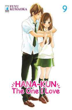 Copertina HANA-KUN n.9 - THE ONE I LOVE, STAR COMICS