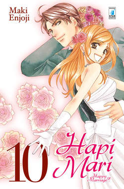Copertina HAPI MARI n.10 - HAPI MARI - HAPPY MARRIAGE?! 10 (m10), STAR COMICS