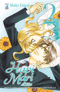 Copertina HAPI MARI n.2 - HAPI MARI 2 - HAPPY MARRIAGE?! 2 (m10), STAR COMICS