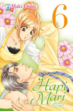 Copertina HAPI MARI n.6 - HAPI MARI 6 - HAPPY MARRIAGE?! 6 (m10), STAR COMICS
