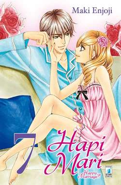 Copertina HAPI MARI n.7 - HAPI MARI 7 - HAPPY MARRIAGE?! 7 (m10), STAR COMICS