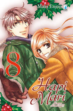 Copertina HAPI MARI n.8 - HAPI MARI 8 - HAPPY MARRIAGE?! 8 (m10), STAR COMICS