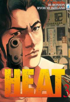 Copertina HEAT n.3 - HEAT (m10), STAR COMICS
