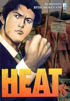 Copertina HEAT n.8 - HEAT (m10), STAR COMICS