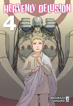 Copertina HEAVENLY DELUSION n.4 - ZERO 248, STAR COMICS