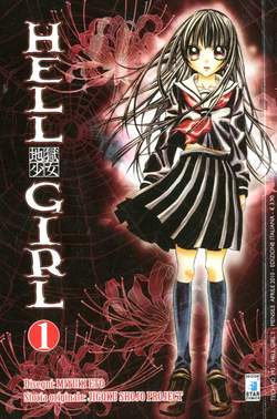 Copertina HELL GIRL n.1 - HELL GIRL 1 (m9), STAR COMICS