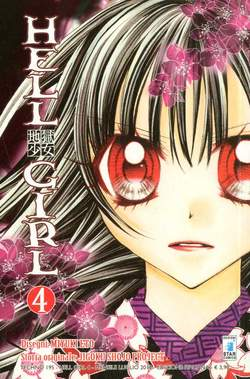 Copertina HELL GIRL n.4 - HELL GIRL 4 (m9), STAR COMICS
