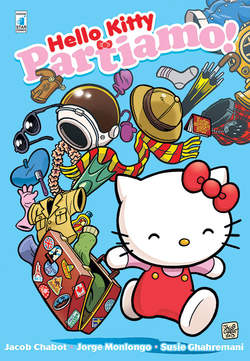 Copertina HELLO KITTY n.1 - PARTIAMO!, STAR COMICS