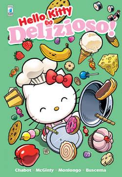 Copertina HELLO KITTY n.2 - DELIZIOSO!, STAR COMICS