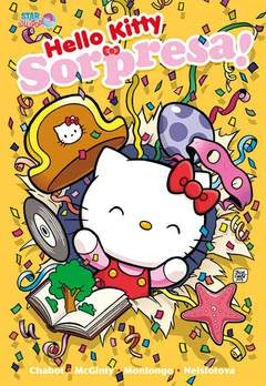 Copertina HELLO KITTY n.3 - SORPRESA!, STAR COMICS