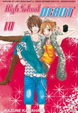 Copertina HIGH SCHOOL DEBUT n.10 - HIGH SCHOOL DEBUT 10, STAR COMICS