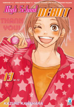 Copertina HIGH SCHOOL DEBUT n.13 - HIGH SCHOOL DEBUT 13 (m13), STAR COMICS