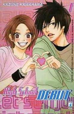 Copertina HIGH SHOOL DEBUT n.1 - HIGH SHOOL DEBUT 1, STAR COMICS
