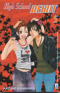 Copertina HIGH SHOOL DEBUT n.5 - HIGH SCHOOL DEBUT 5, STAR COMICS