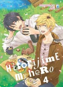 Copertina HITORIJIME MY HERO n.4 - HITORIJIME MY HERO, STAR COMICS