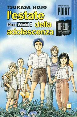 Copertina HOJO WORLD n.3 - L'ESTATE DELLA ADOLESCENZA, STAR COMICS