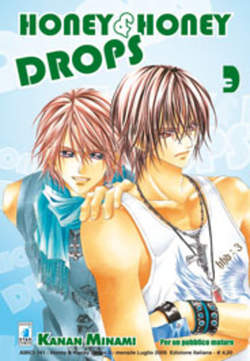 Copertina HONEY & HONEY DROPS (m8) n.3 - AMICI 141, STAR COMICS