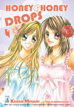 Copertina HONEY & HONEY DROPS (m8) n.4 - AMICI 143, STAR COMICS