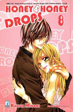 Copertina HONEY & HONEY DROPS (m8) n.8 - AMICI 152, STAR COMICS