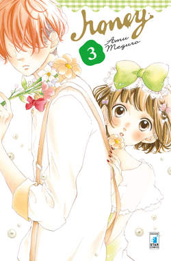 Copertina HONEY (m8) n.3 - HONEY 3, STAR COMICS