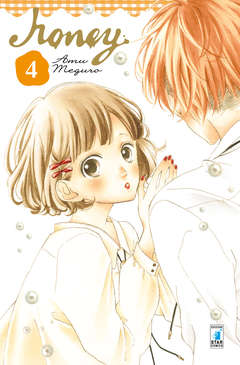 Copertina HONEY (m8) n.4 - HONEY, STAR COMICS