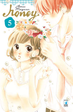 Copertina HONEY (m8) n.5 - HONEY, STAR COMICS