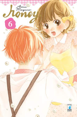 Copertina HONEY (m8) n.6 - HONEY, STAR COMICS