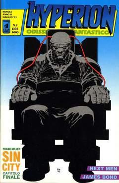 Copertina HYPERION n.7 - HYPERION                     7, STAR COMICS
