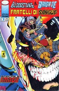 Copertina IMAGE SPECIALE n.3 - FRATELLI DI SANGUE, STAR COMICS