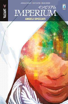 Copertina IMPERIUM n.2 - ANGELI SPEZZATI, STAR COMICS