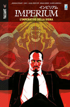Copertina IMPERIUM n.3 - L'IMPERATIVO DELLA VIGNA, STAR COMICS