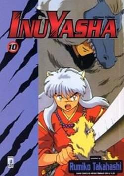 Copertina INU YASHA ANIME n.10 - INU YASHA 10, STAR COMICS