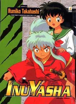 Copertina INU YASHA ANIME n.3 - INU YASHA 3, STAR COMICS