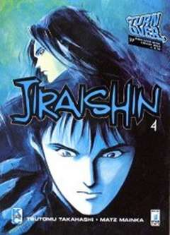 Copertina JIRAISHIN n.4 - JIRAISHIN 4, STAR COMICS