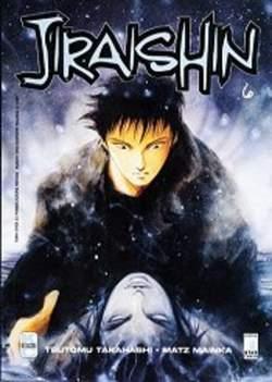 Copertina JIRAISHIN n.6 - JIRAISHIN 6, STAR COMICS