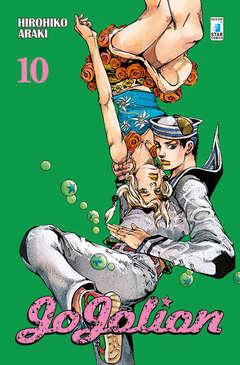 Copertina JOJOLION n.10 - JOJOLION 10, STAR COMICS