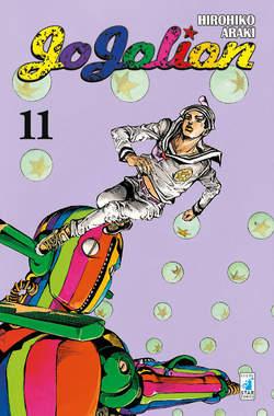 Copertina JOJOLION n.11 - JOJOLION 11, STAR COMICS
