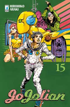 Copertina JOJOLION n.15 - JOJOLION 15, STAR COMICS