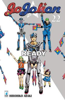 Copertina JOJOLION n.22 - JOJOLION 22, STAR COMICS