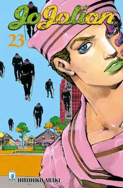 Copertina JOJOLION n.23 - JOJOLION 23, STAR COMICS