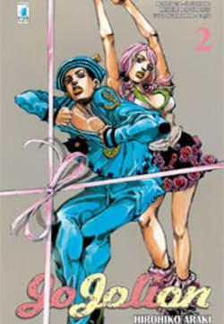Copertina JOJOLION n.2 - JOJOLION 2, STAR COMICS